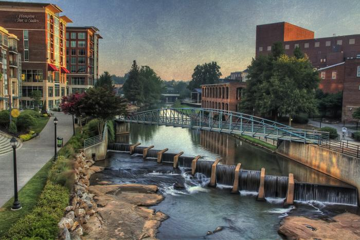 Our Movers Top Ten List Of Places To Check Out In Downtown Greenville Sc