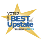 2018 Best of the Upstate Winners